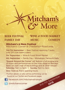 mitcham's and more poster jpeg